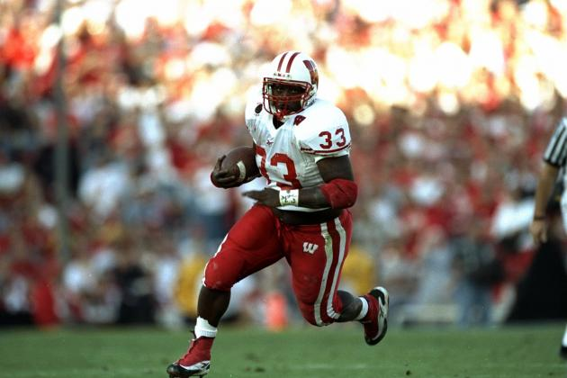 Wisconsin Football: Top Individual Single Offensive Seasons in Badgers' History