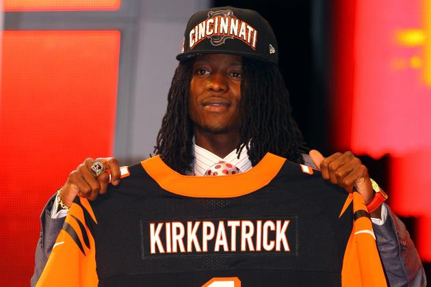 Cincinnati Bengals: Reviewing Their 2012 NFL Draft