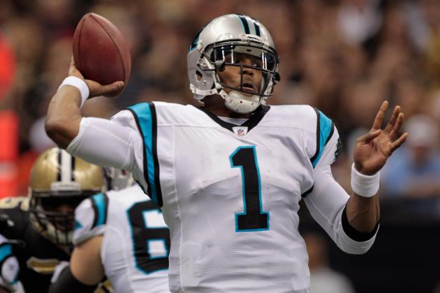 Cam Newton and the 4 NFL Sophomores Who Will Struggle in 2013