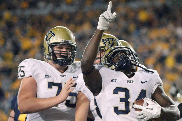 Pitt Football: 5 Most Highly Anticipated Games of 2012 Season