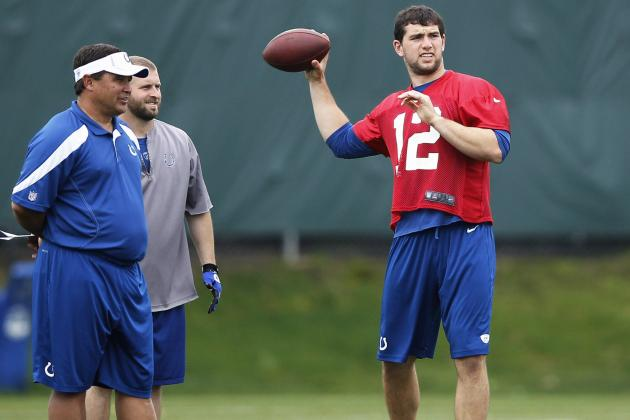 Minicamp Mania: 6 Overrated Story Lines from Past Indianapolis Colts Minicamps