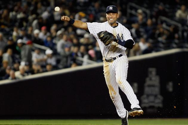New York Yankees: 5 Reasons Bronx Bombers Will Miss Postseason in 2012