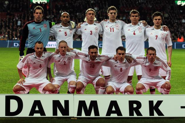 Denmark Euro 2012 Roster: Latest on Team's Starting 11 and More