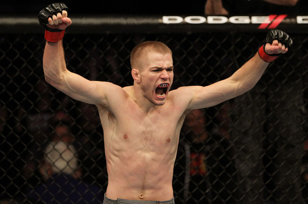 10 Fighters That Will Be Household Names by the End of 2012