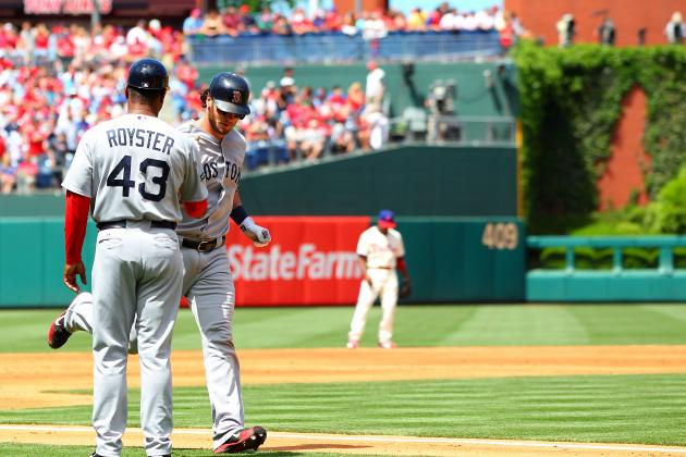 Boston Red Sox: 5 Reasons Jarrod Saltalamacchia Is an All-Star