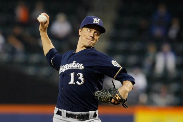 MLB Rumors: Zack Greinke, Dan Haren and 8 Trade Chips from Surprising Sellers