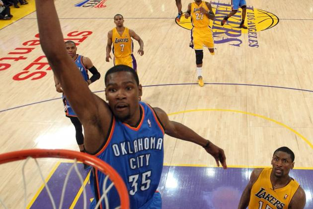 NBA Playoffs 2012: 7 Pivotal Storylines in Western Conference Finals