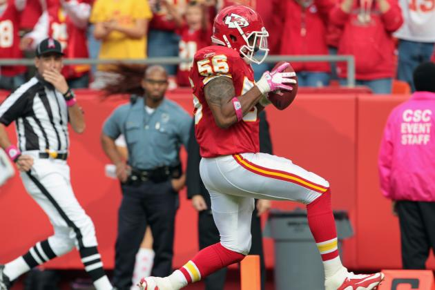 Kansas City Chiefs: 7 Players Who Can Carry Team to Postseason