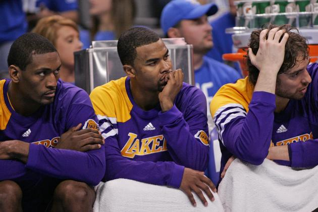 What Free Agents and Trade Moves Do Lakers Need to Become Title Contenders?