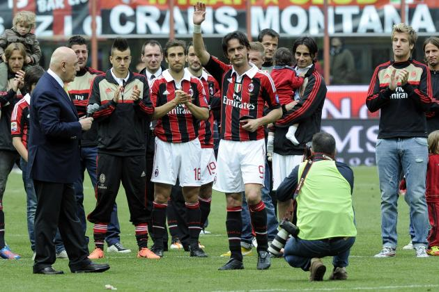 An Early Prediction of AC Milan's 2012-13 Starting XI