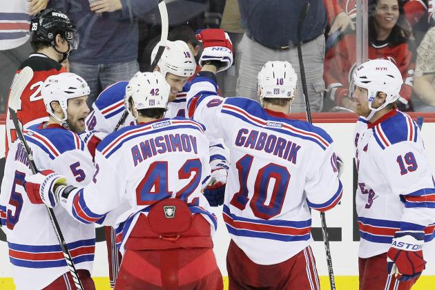 NHL Playoffs: 4 Changes the NY Rangers Need to Make for the Remaining Games