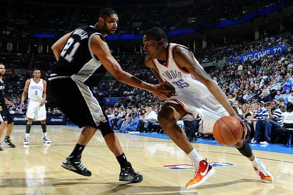 2012 NBA Playoffs: Top 5 Reasons Why OKC/SAS Will Go Down as One of the Greats