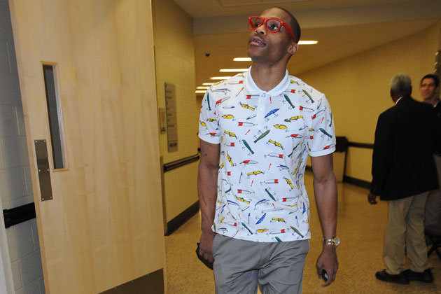 NBA Playoffs 2012: Grading the 10 Best Hipster Outfits of the Postseason