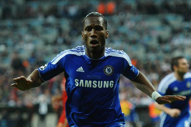 Didier Drogba Leaving Chelsea: Ivorian's 10 Greatest Moments at Chelsea