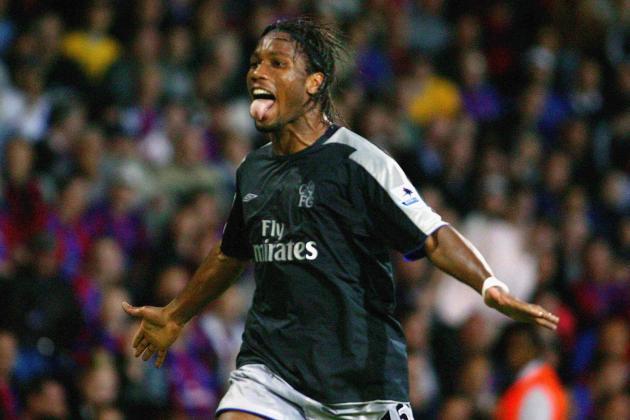 Chelsea Transfer Rumors: 5 Strikers to Replace Didier Drogba