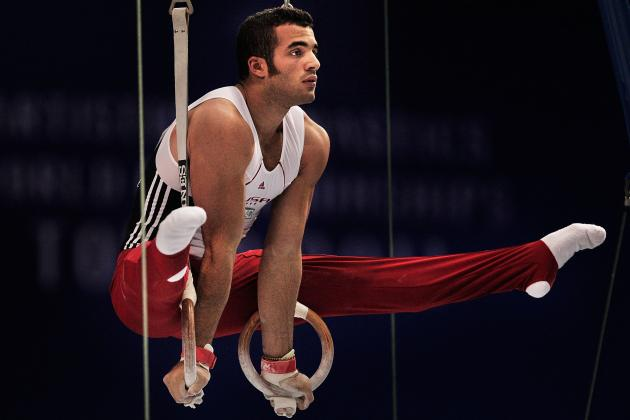 London 2012: 5 Things You Need to Know About US Gymnast Danell Leyva