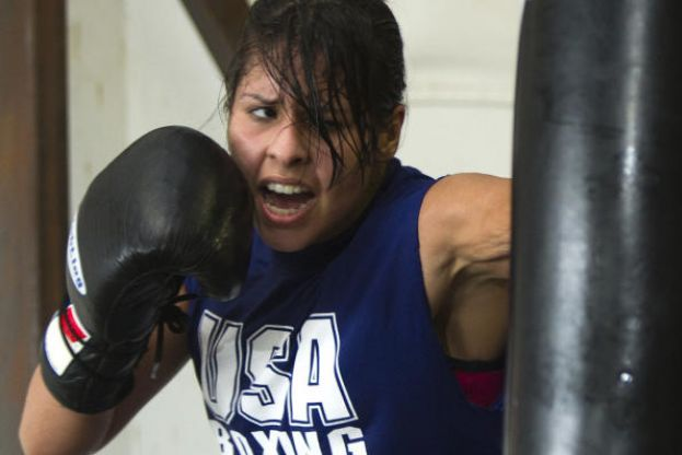 London 2012: 10 Things You Need to Know About U.S. Boxer Marlen Esparza