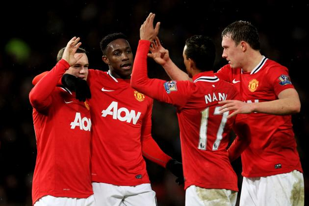 Manchester United: 4 Players Under 25 Ready to Succeed in the 2012-2013 Season