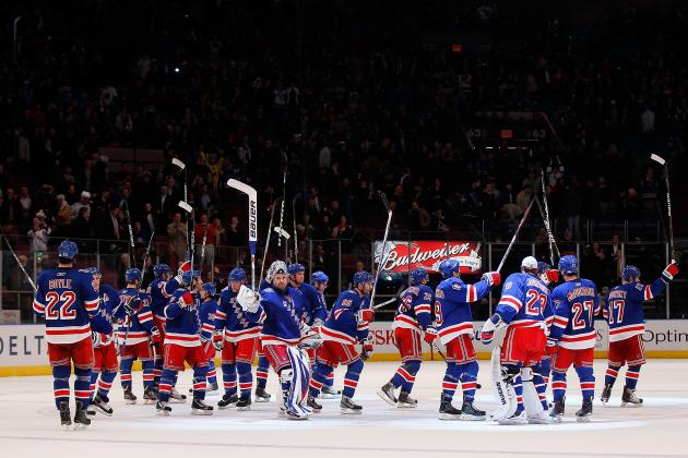 NHL Playoffs: 10 Reasons Why the New York Rangers Will Win the Stanley Cup