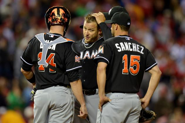 Miami Marlins: Top 5 Candidates to Be Dealt at the MLB Trade Deadline