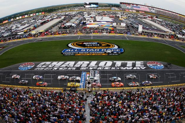 Fantasy NASCAR Picks for the Coca-Cola 600