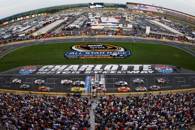 Fantasy NASCAR Picks for the Coca-Cola 600