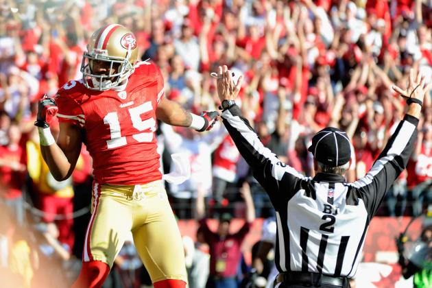 San Francisco 49ers: Predicting the Wide Receiving Corps in 2012