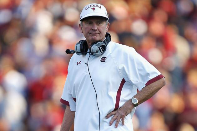 South Carolina Football: Should (Can?) Steve Spurrier Air It out More in 2012?