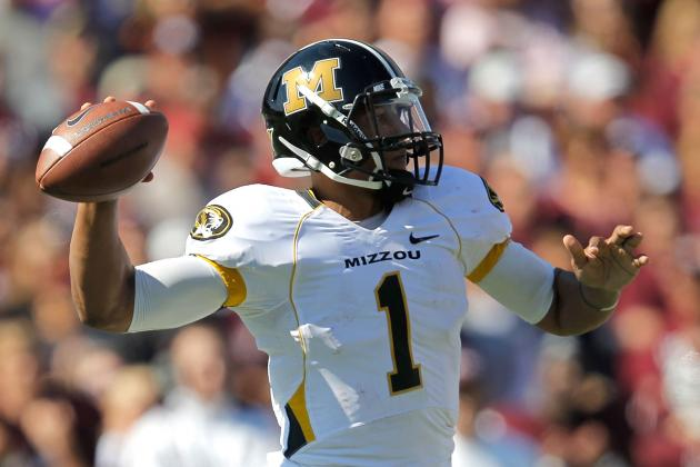 Missouri Football: Why the Tigers Are Under More Pressure Than Texas A&M