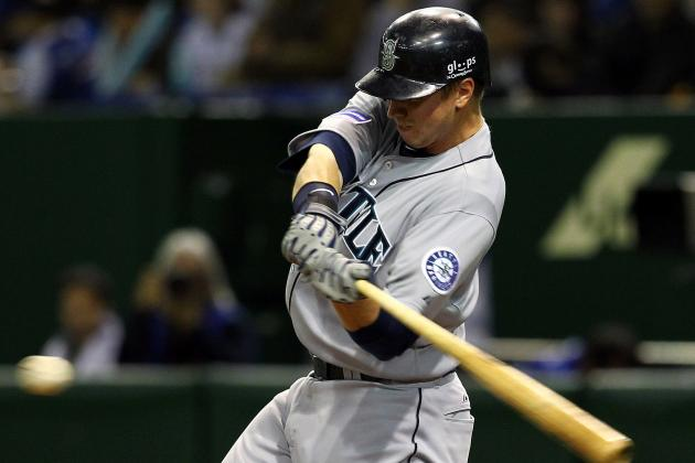 Justin Smoak and the Seattle Mariners' Hitting Woes: 5 Telling Statistics