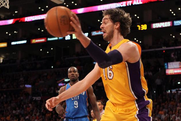 Pau Gasol and the 10 Most Disappointing NBA Playoff Performers