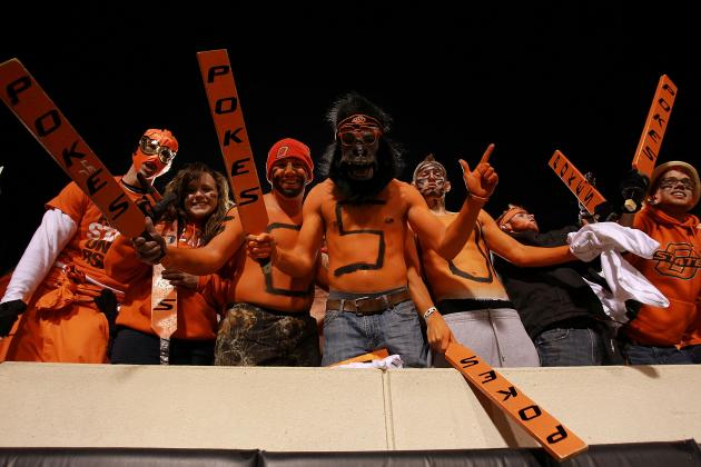 Oklahoma State Football: 5 Most Highly Anticipated Games Next Year