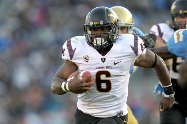 Arizona State Football: 5 Most Highly Anticipated Games Next Year