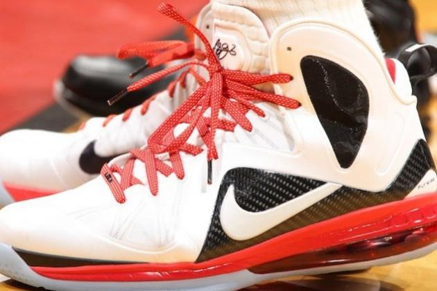 Ranking the Top 10 Kicks of the 2012 NBA Playoffs