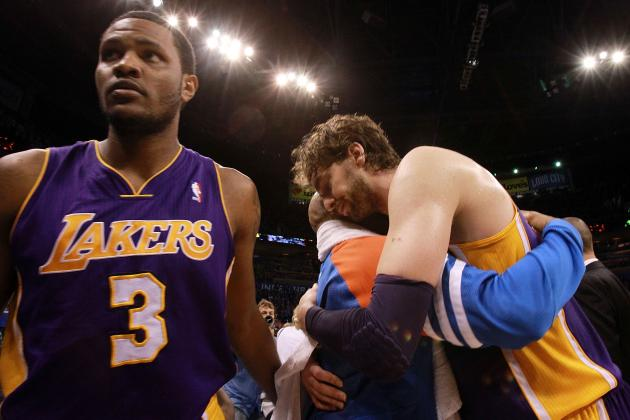NBA Playoffs 2012: 5 Steps the L.A. Lakers Must Take to Get Back into Contention