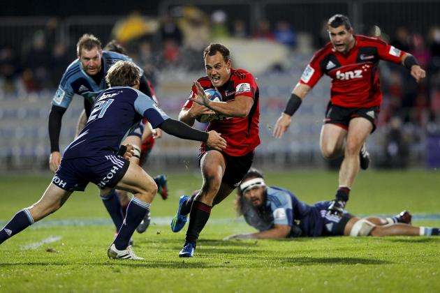 Super Rugby 2012: 4 Teams Guaranteed to Lose in Round 14