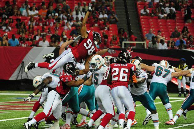 Identifying Potential Breakout Players for the Atlanta Falcons' 2012 Season