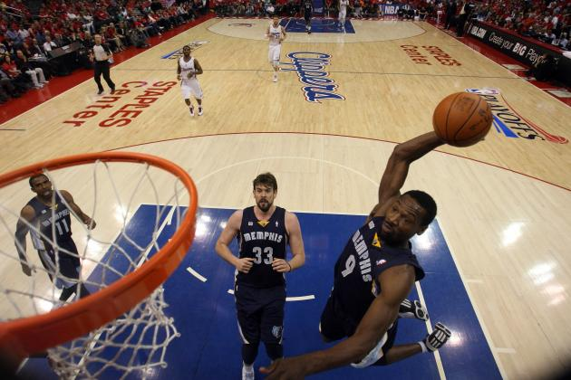 Memphis Grizzlies: 4 Reasons Why 2012-13 Will Be Their Best Year