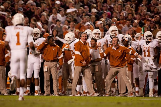 Texas 2012 Football Schedule: Keys to Each Game