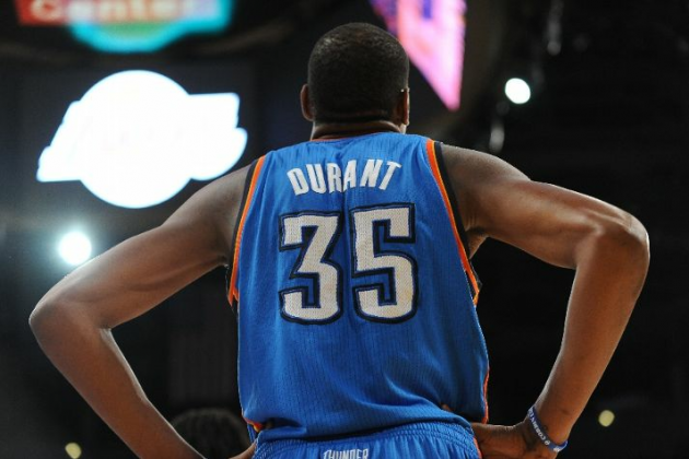 NBA Playoffs 2012: 5 Advantages Oklahoma City Thunder Have on San Antonio Spurs