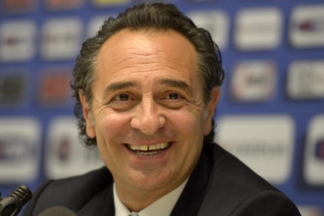 Euro 2012: 3 Keys in Italy's Starting XI