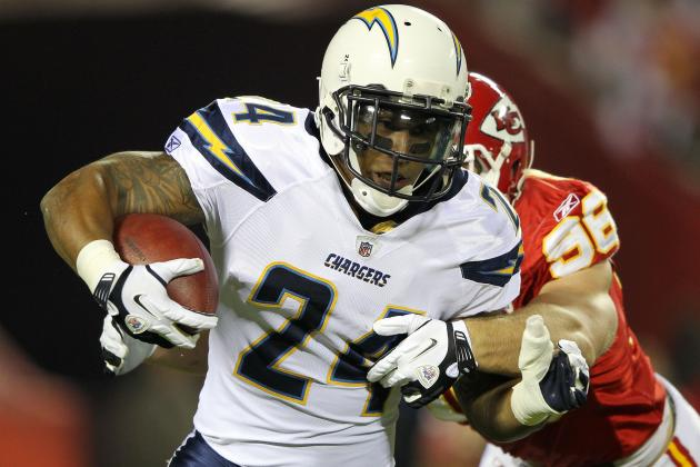 San Diego Chargers: 4 Reasons Why the Chargers' Rushing Attack Will Be Elite