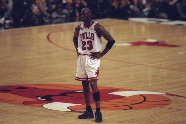 The Most Iconic Moments of 1990s NBA Playoff Basketball (Video)