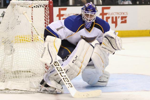 NHL: The Top 20 Unsung Heroes of the 2011-2012 Season