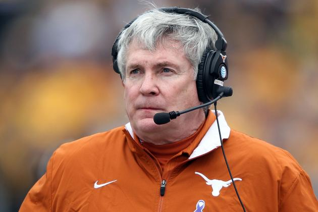 Texas Football: 5 Most Anticipated Games of 2012