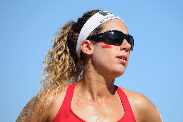 2012 Olympics: 10 Things You Need to Know About US Beach Volleyball's April Ross