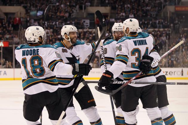 San Jose Sharks: 5 Free Agents Who Must Be Re-Signed This Summer