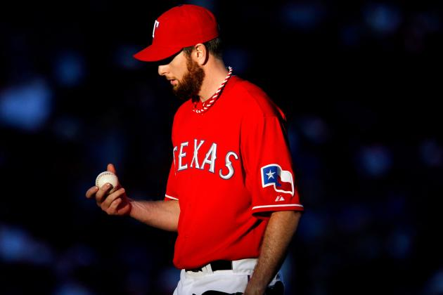 Comparing the Texas Rangers' Rotation to Every Possible Postseason Matchup
