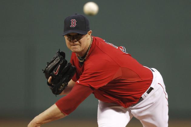 Boston Red Sox: Projecting the 2014 Starting Rotation