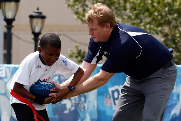 10 Ways the NFL Can Help Protect Youth Football Players